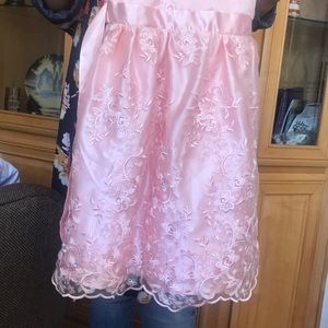 NWT girls party dress